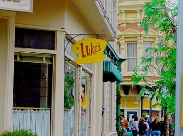 Luke's Diner, Stars Hollow