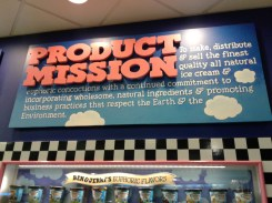 Ben & Jerry's_Product Mission