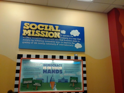 Ben & Jerry's_Social Mission