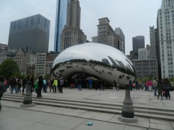 Millennium Park_The Bean_1