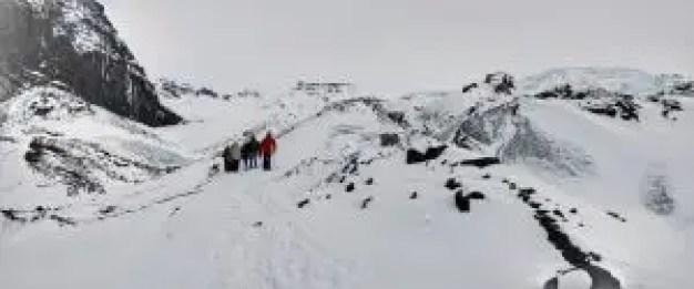 Glacier walk - Iceland 5 Days itinerary