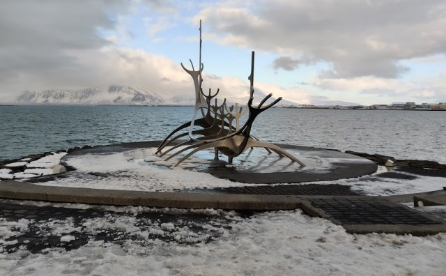 sun voyager - Iceland 5 Days itinerary