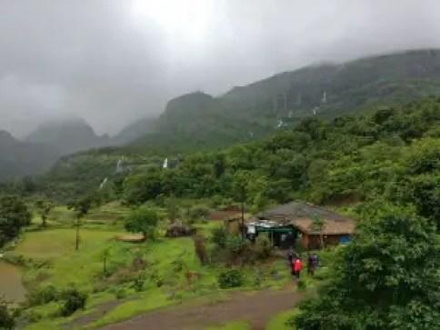 Kalsubai trek - Best weekend getaways from Mumbai