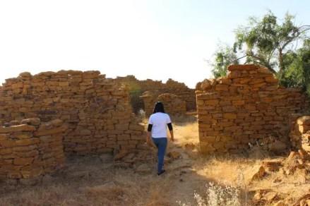 Kuldhara village in Jaisalmer Rajasthan