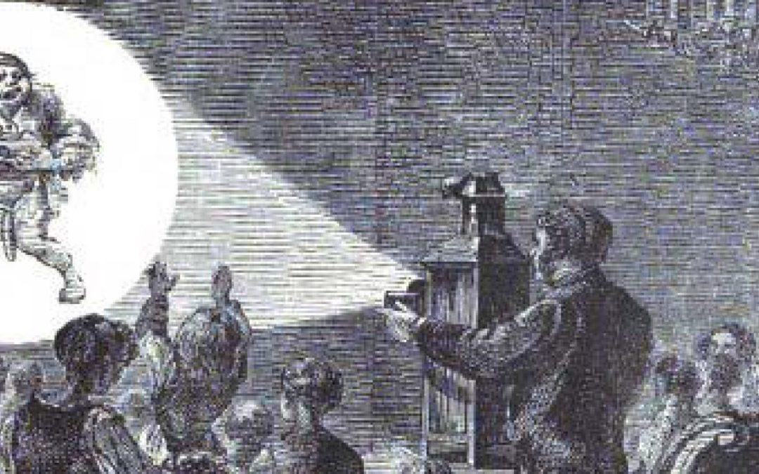 The Magic Lantern Lost History