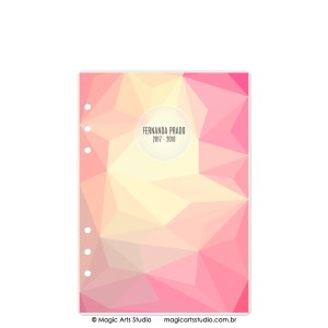 Dashboard Abstract Summer - tamanho A5