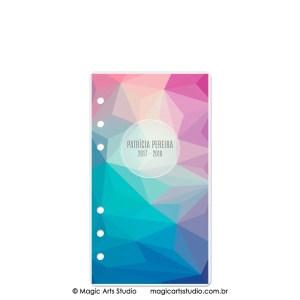 Dashboard Abstract Winter - tamanho Personal