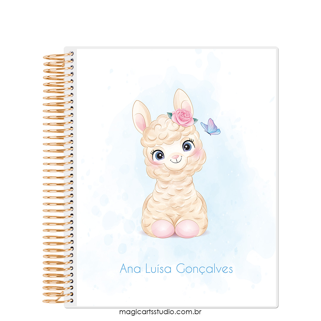 Magic Planner Cute Lhama