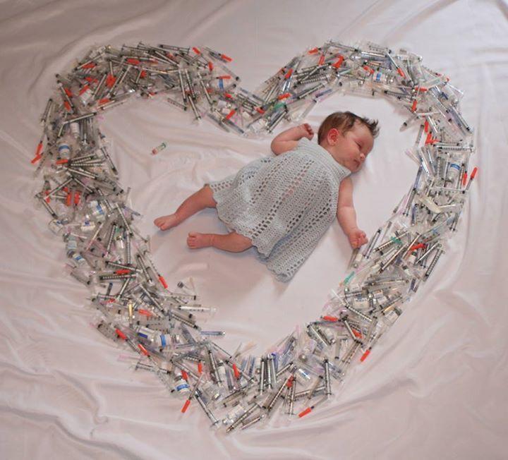 injeções por amor