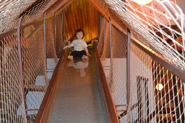 Santa Clara Eco Resort Brinquedoteca Escorregador