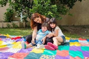tempo com meus filhos