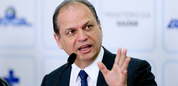 Ministro da Saúde Ricardo Barros