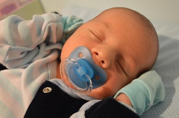 moleira do bebê