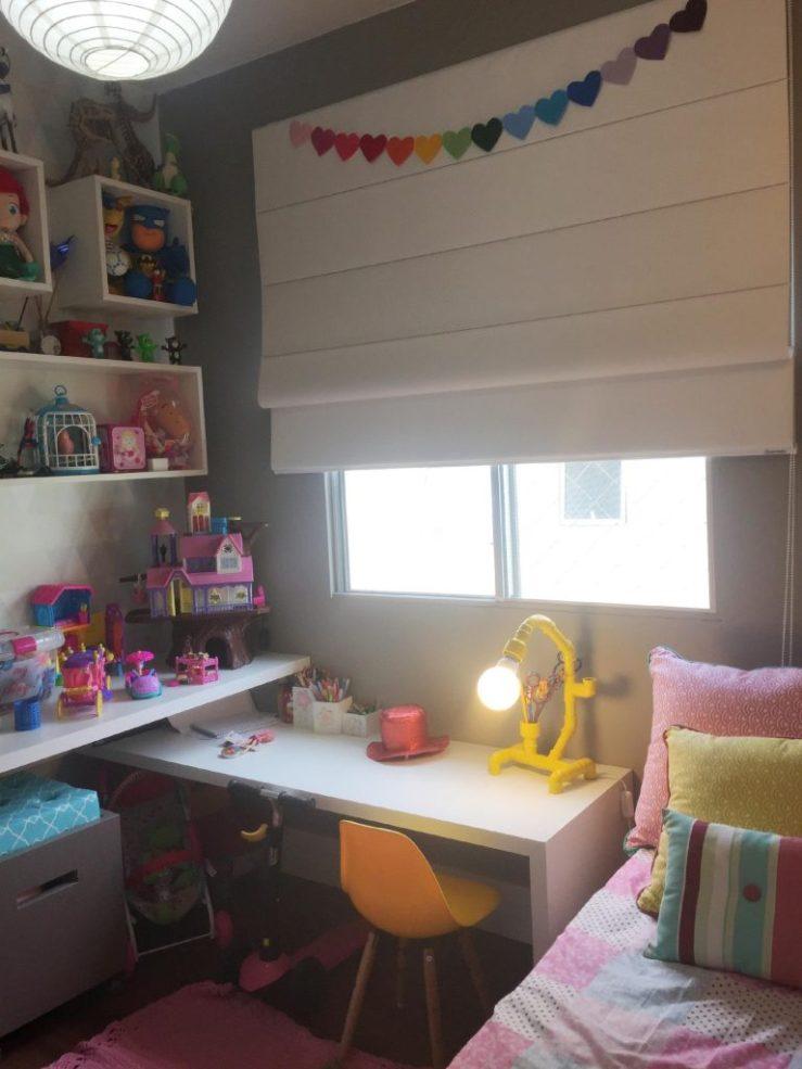 organização quarto das crianças