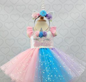 Vestido unicórnio