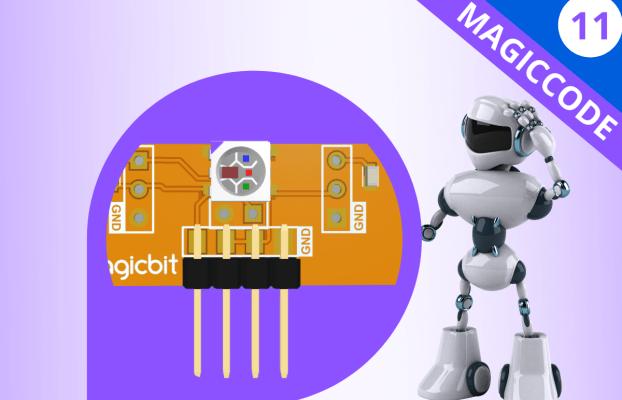 MagicCode Lesson 11: RGB Module