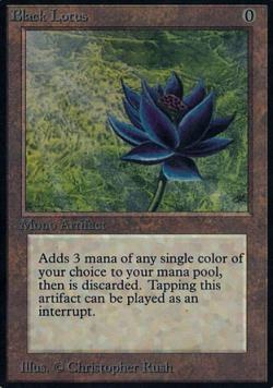 Black Lotus (Alpha)