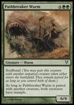 Pathbreaker Wurm