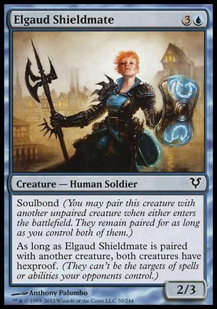 Elgaud Shieldmate