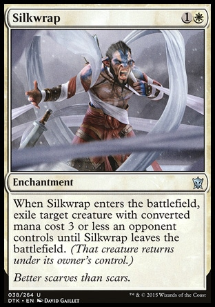 Silkwrap