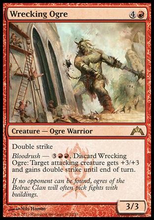Wrecking Ogre