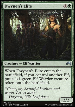 Deck Guide of the Day: Frontier Elves Combo – MTG BALANCE