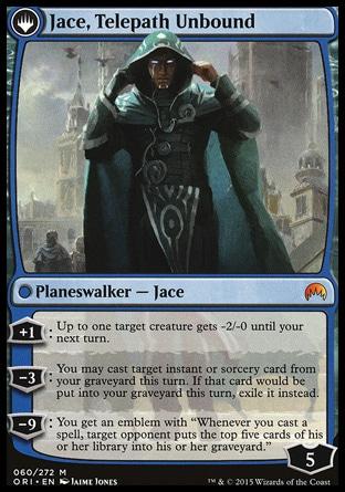 Jace, Telepath Unbound