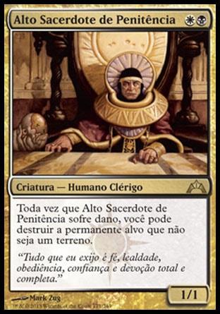 Alto Sacerdote de Penitência