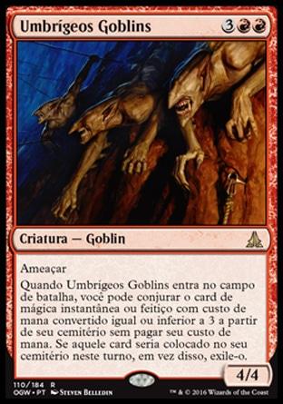 Umbrígeos Goblins