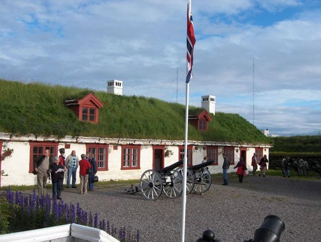 Vardohus Fort or Vardo Fort, Norway