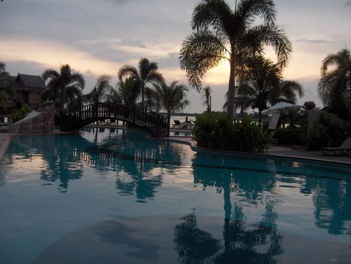 Langkawi Island Malaysia pool