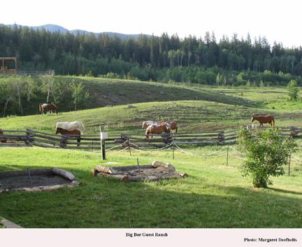 Big Bar Ranch, British Columbia