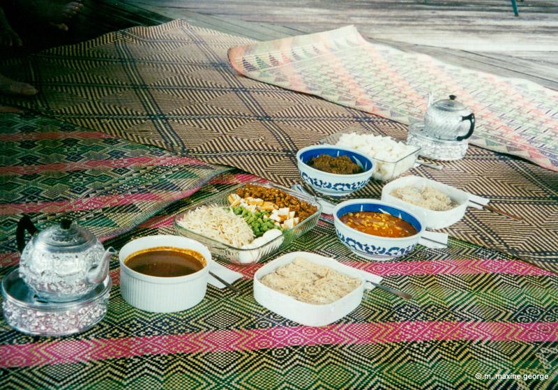 Lunch at Rudinara.