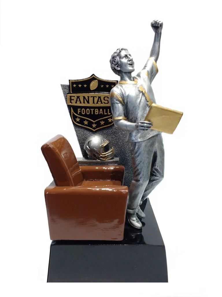 Trophy football