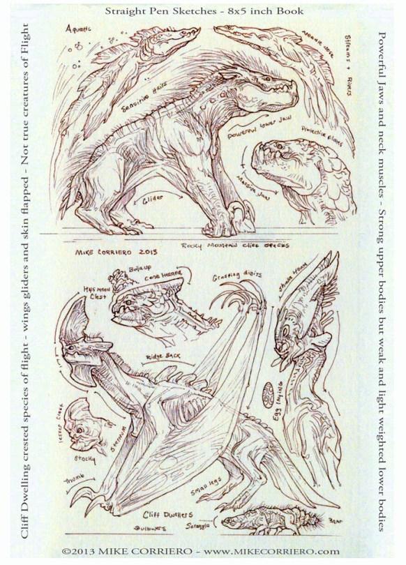 Mike Corriero Demons and Deities