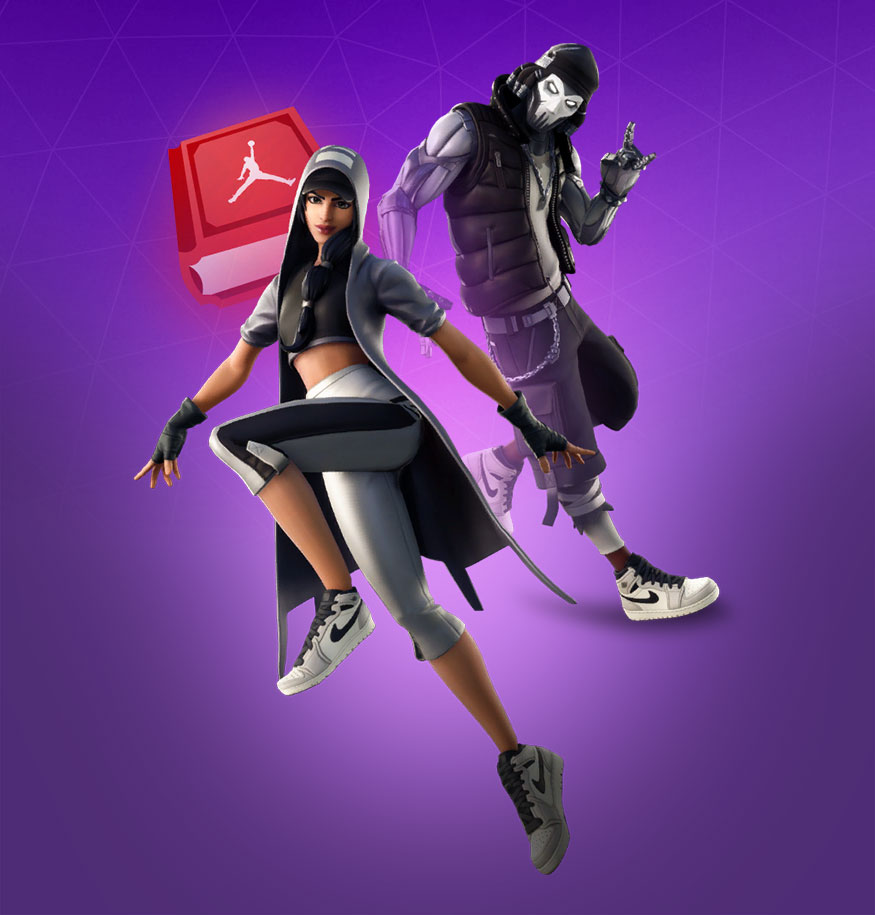 Fortnite Nike outfit