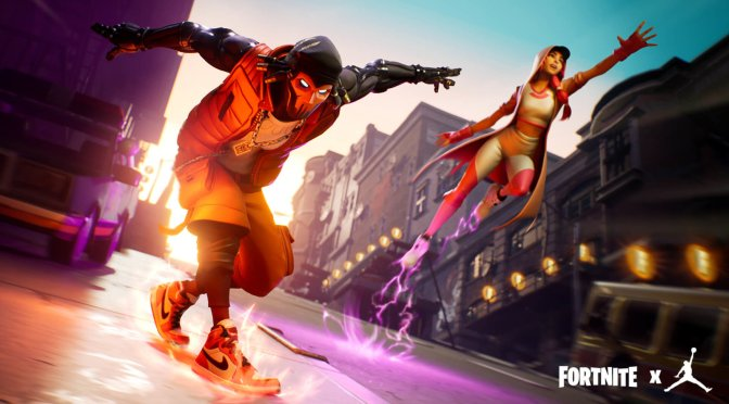 FORTNITE PARTNERS NIKE AND ADIDAS