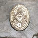 Freemason insignia