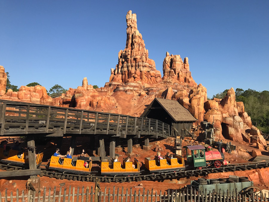 It is impossible to give an exact figure regarding the number of mountains in the world. Big Thunder Mountain Closing For Refurbishment At The Magic Kingdom Magic Guidebooks