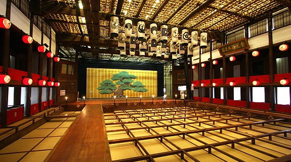 Modern Kabuki Theatre