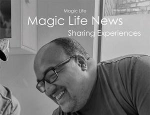 Magic Life Newsletter September 2021