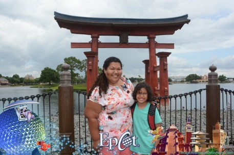 Disney's PhotoPass World Showcase Locations
