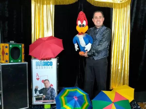 Show Infantil com Ventriloquia