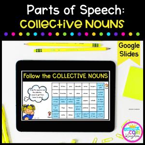 Collective Noun Digital Lesson