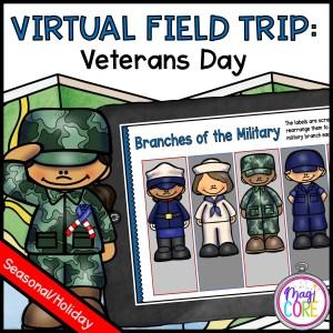Virtual Field Trip Veterans Day