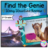 Story Structure Review Escape Room - 2nd Grade - Digital & Print