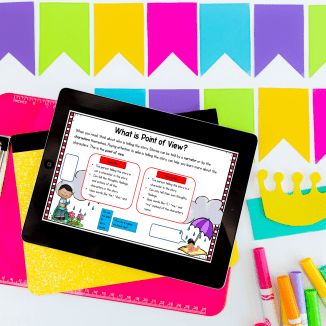 Image showing how to use reading digital mini lessons