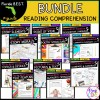 1st Grade Florida B.E.S.T. Reading Comprehension Bundle
