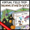 Virtual Field Trip: Halloween Around the World - Google Slides & Seesaw