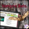 Vampire Bats Digital Research Webquest - 2nd-5th Grade - Google Slides